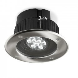 LEDS-C4 GEA OUTDOOR LED RECESSED DOWNLIGHT 15-9665-CA-CLV1