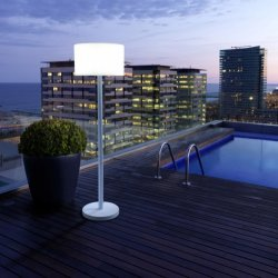 LEDS C4 Outdoor Table and Floor Lamps