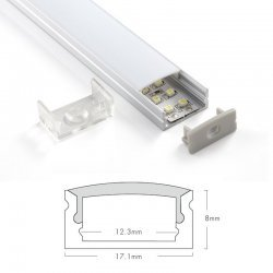 Mounting Profiles for LED Strip