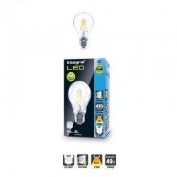 Classic Globe (GLS) Filament Omni-Lamp E27 4.5W (40W) 2700K 470lm E27 Dimmable 300 deg Beam Angle