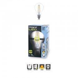 Classic Globe (GLS) Full Glass Omni-Lamp 7W (60W) 2700K 806LM E27 Dimmable 300 deg Beam Angle