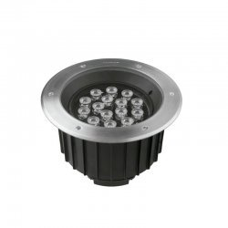 LEDS-C4 GEA POWER 37.9W LED PRO UPLIGHT RECESSED 55-9979-CA-CL